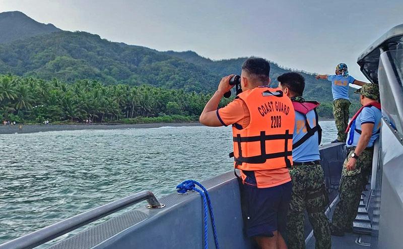 △图片来自菲律宾海岸警卫队