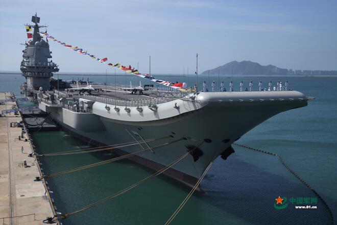 美军非洲司令炒作中国在吉布提建航母码头