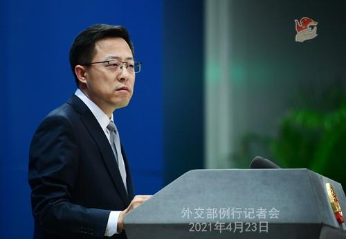 潜江法治网澳防长称不会屈从于中方威胁,外交部回应