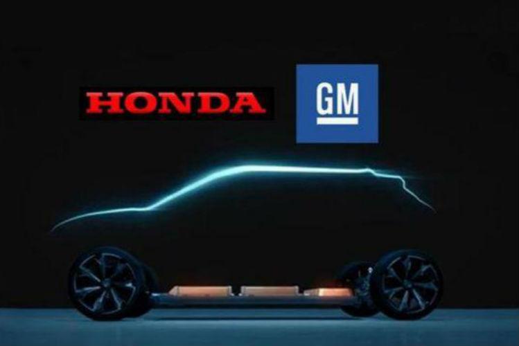 """本田也要""""叛变""""燃油车:将与通用共享技术推纯电动车"""
