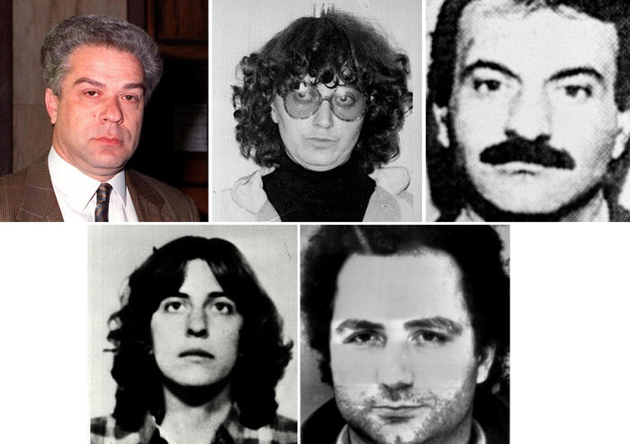 """法国警方逮捕七名""""红色旅""""等恐怖组织前成员"""