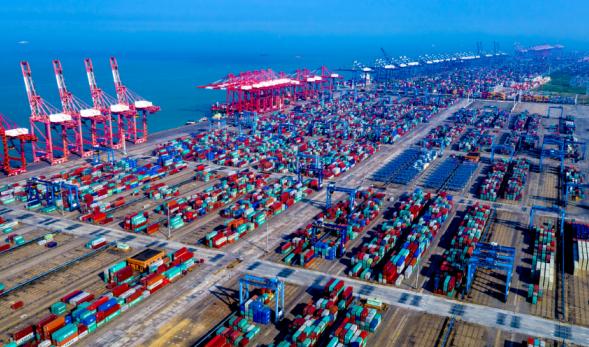 南北联动!广州、上海、唐山三港签订双循环航线合作协议