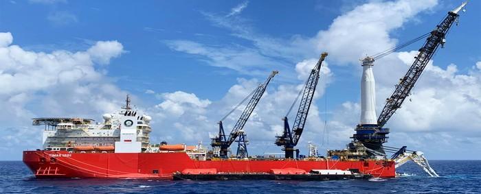 印尼将使用特种船打捞沉没潜艇残骸