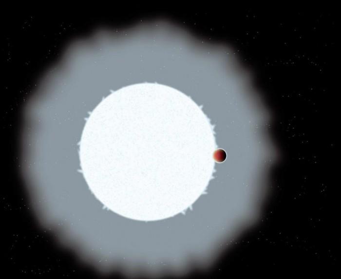 天文学家首次在系外行星大气中检测到羟基分子特征