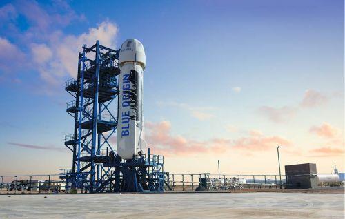 贝索斯旗下蓝色起源不久将开始出售太空船票