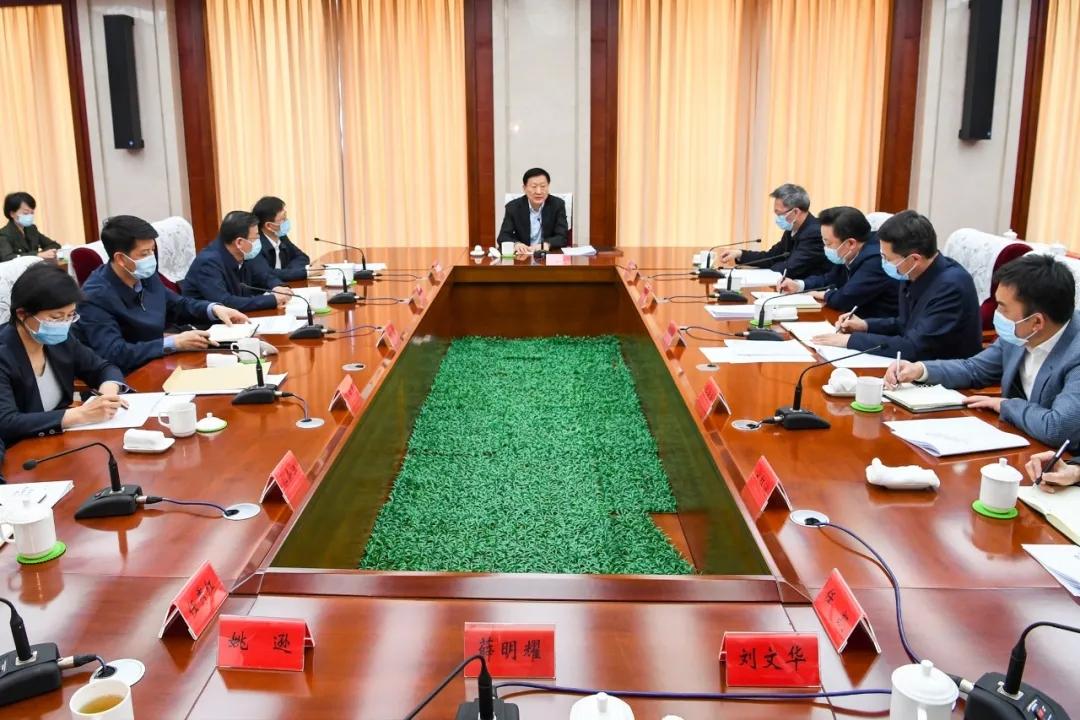 政法队伍教育整顿重点工作推进会召开 商黎光出席并讲话