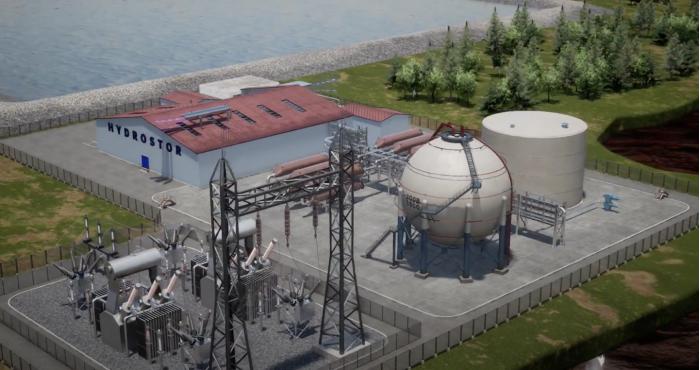 Hydrostor压缩空气储存工厂将能储存高达10GWh的能量