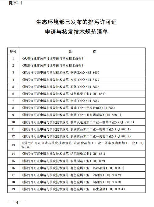 三部委发布计算环境保护税应税污染物排放量的排污系数和物料衡算方