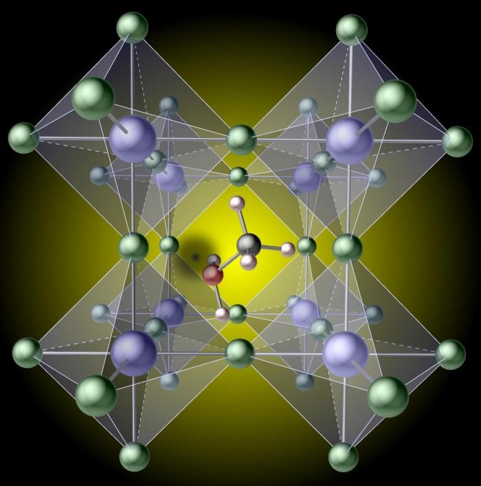 科学家找到光伏面板最大短板:杂化钙钛矿晶格中的缺陷