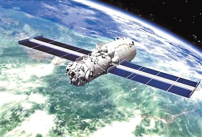 """""""天和""""核心舱发射成功中国空间站开建"""