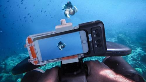 Sublue H1智能防水手机壳:让你的手机变身运动相机