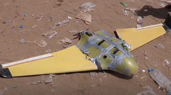 沙特为首多国联军击落一架携带爆炸物无人机