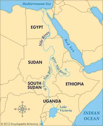 """10年争端无果 """"非洲第一大坝""""谈判再陷僵局  第2张"""