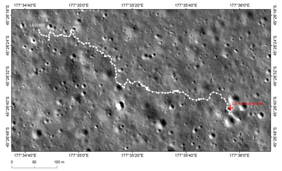 """嫦娥四号着陆器和""""玉兔二号""""月球车再次""""睡醒""""开工"""