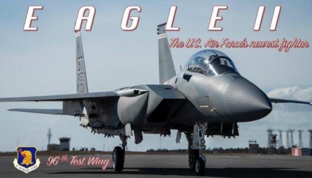 美军F-15EX换装计划曝光 将优先列装国民警卫队