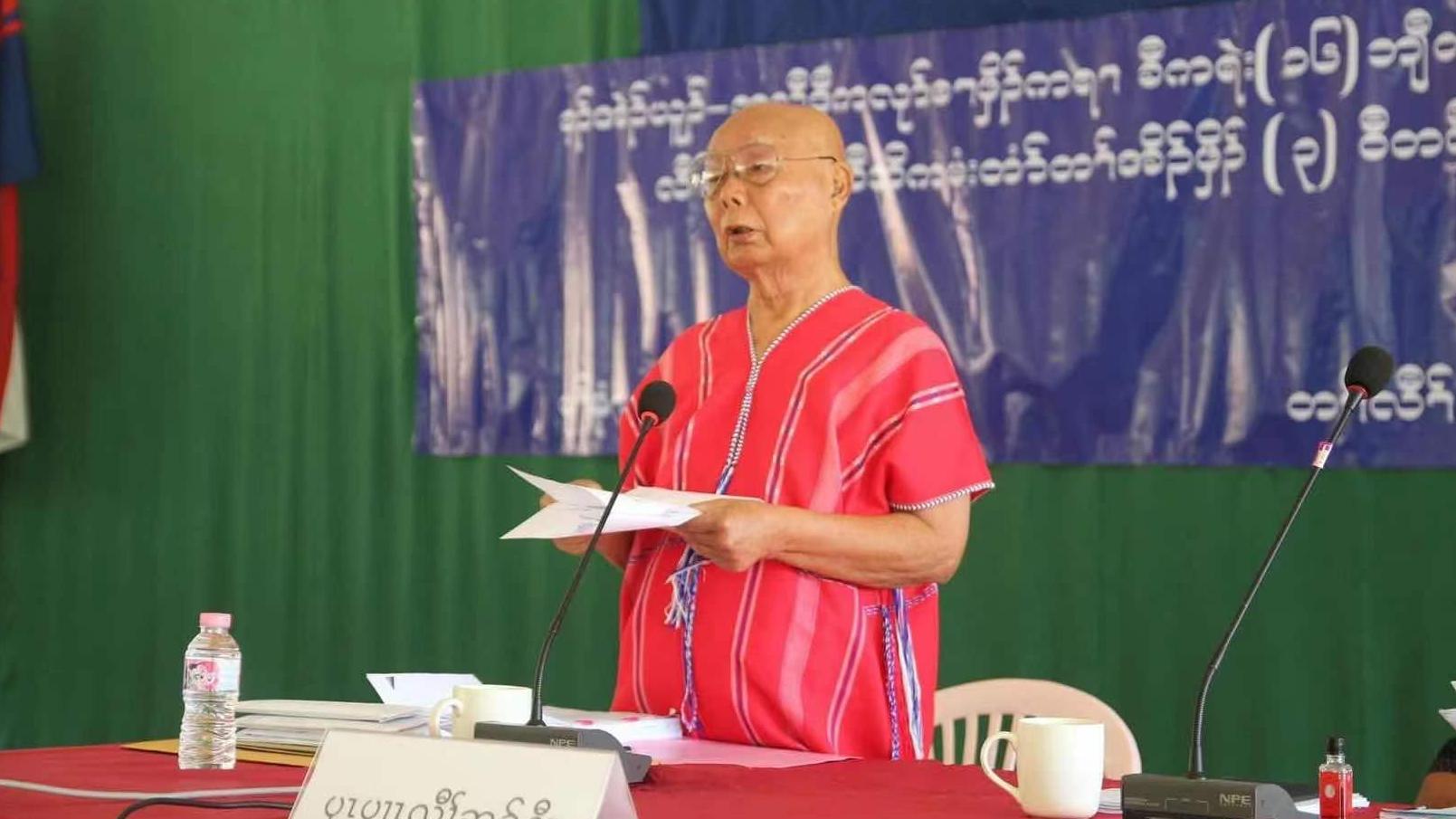 缅甸克伦民族武装领导人发表声明 希望通过政治对话解决危机