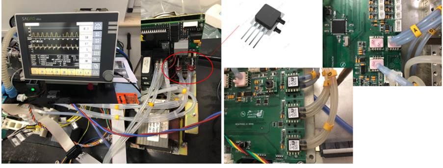 助力呼吸机、血压计和家电测量,西人马压力传感器成功量产