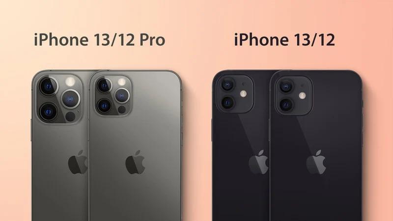 苹果 iPhone 13 示意图曝光:机身比 iPhone 12 更厚,相机模块更大