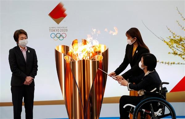 日本多地取消奥运圣火公路传递