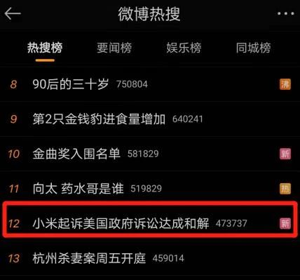"""美国将小米移出""""黑名单""""?中方回应!小米股价应声飙涨超7%"""
