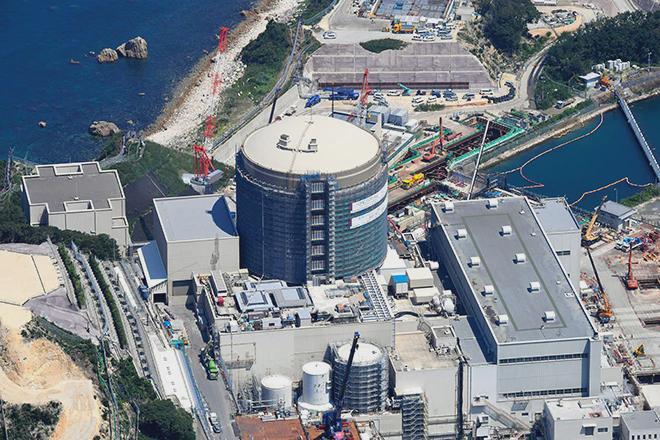 日本关西电力重启已有40年历史的三台核电机组