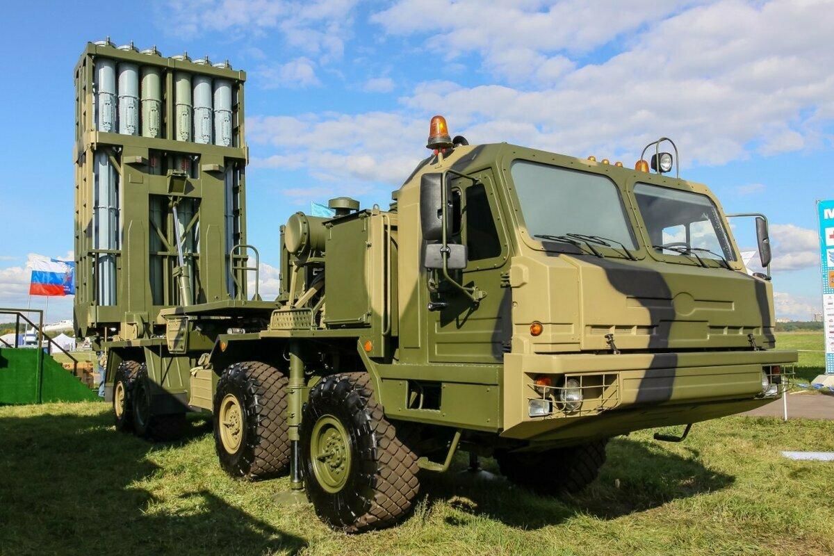 """△S-350""""勇士""""防空导弹系统"""