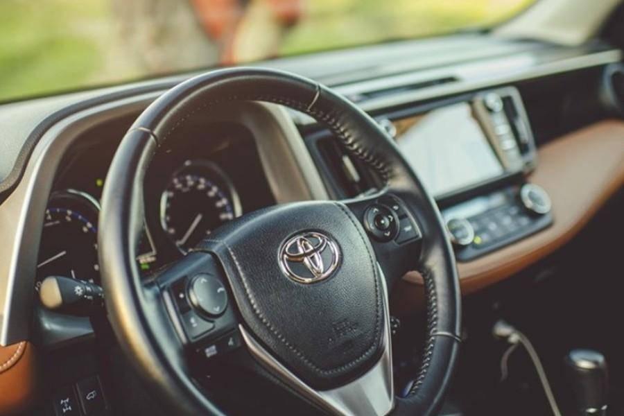 丰田汽车2021财年营收和销量齐跌,净利润涨超10%