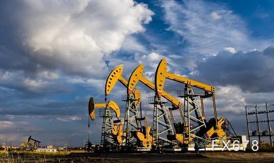 经济迅速复苏提振需求前景 美油升至八周高位