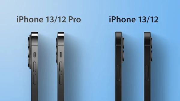 苹果iPhone 13系列外观细节曝光:机身更厚 后置相机更强大