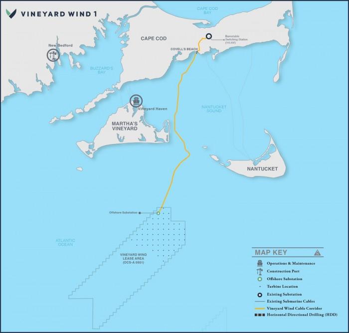 拜登-哈里斯清洁能源计划获推进:批准800兆瓦海上风电场