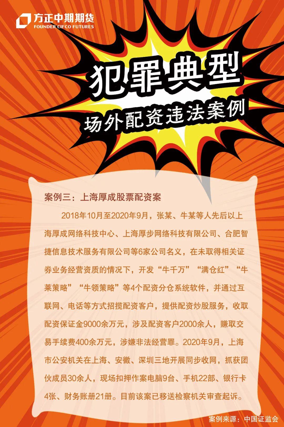 案例三:上海厚成股票配资案