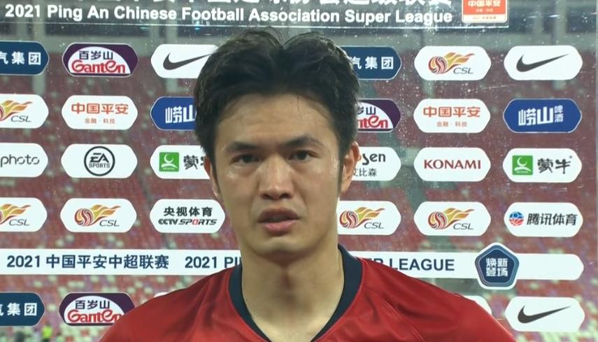 尹聪耀:大家都知道重庆队的情况,能踢成这样已经不错了