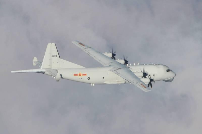 绿媒:大陆军机今早进入台西南空域 本月已累计14天