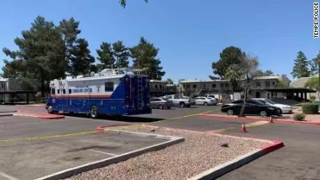 美国亚利桑那州家庭纠纷事件导致2名儿童死亡 儿童母亲被拘留