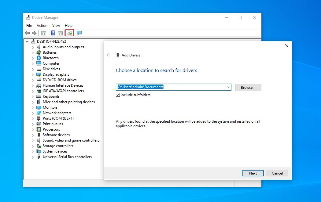 IT之家了解到,新版设备管理器的第二个功能是为驱动文件提供了不同的视图:能够按照驱动 *。ini 文件名进行排序、按照设备类型排序、分别列出设备和 ini 文件。