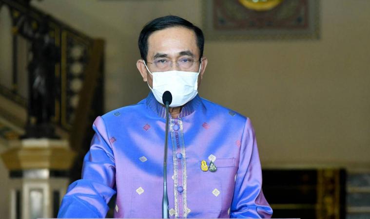 """泰国总理否决该国卫生部提交的""""一站式""""新冠疫苗接种计划"""