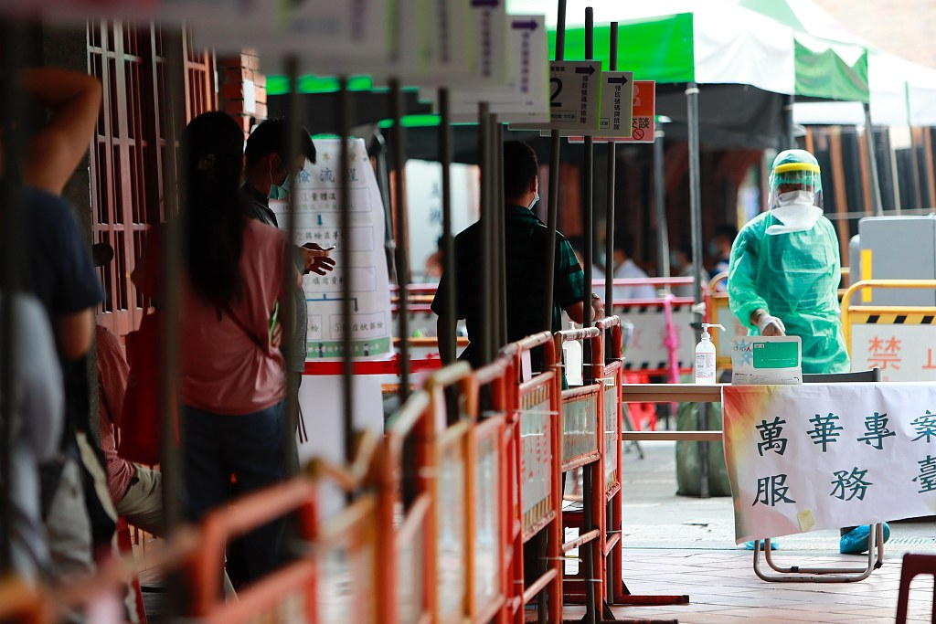 台灣11家醫院出現院內感染44名醫護和病患確診新冠 新冠肺炎_新浪新聞