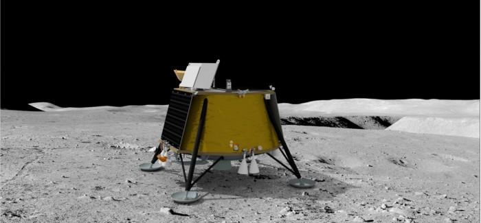 Firefly Aerospace月球登陆器将在2023年搭乘SpaceX猎鹰9号飞往月球