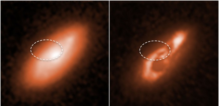 哈勃太空望远镜确定了五个快速射电暴的位置