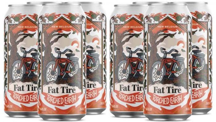 """Torched Earth Ale""啤酒揭示了气候灾难中的啤酒味道"