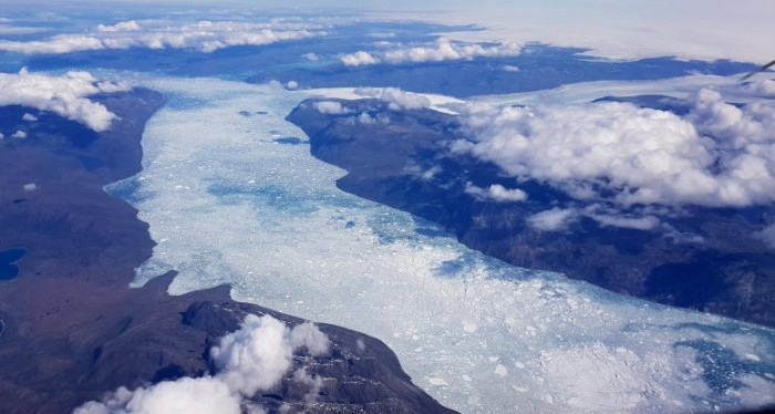 科学家在格陵兰岛冰川融水中发现令人惊讶的高浓度汞含量