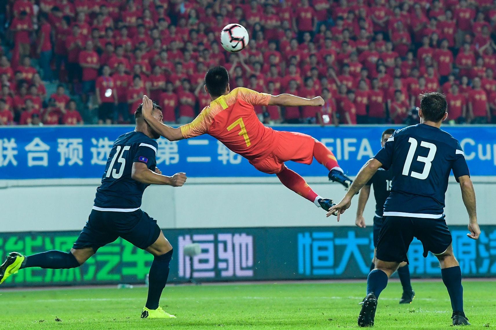 关岛队入境全员核酸阴性 教练表态要赢中国队太难
