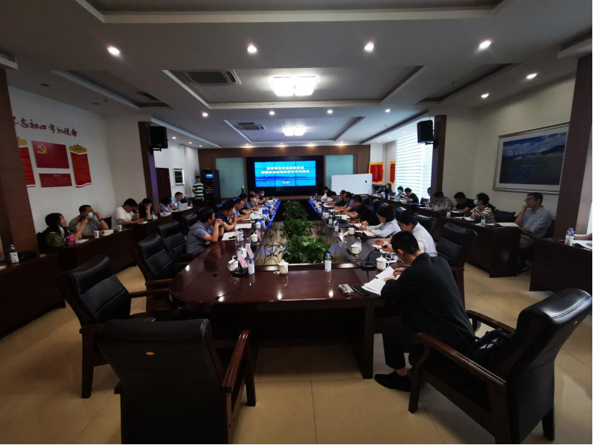 国家棉花市场监测系统新疆区域市场形势分析交流会在库尔勒召开