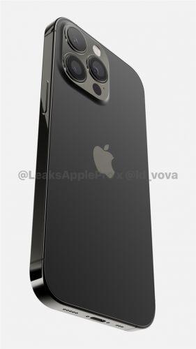 """苹果 iPhone 13 Pro""""终极""""渲染图曝光:后置镜头模组将有大幅升级"""