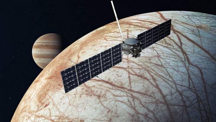 研究认为木卫二的洋底可能有活火山