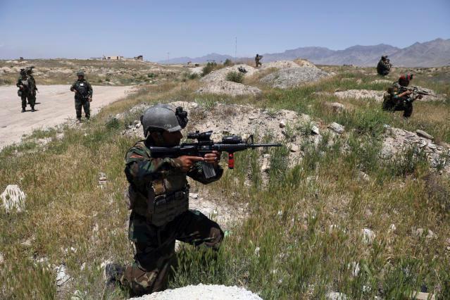 美媒:阿富汗军队士气低落,腐败盛行,在塔利班面前难保住地盘