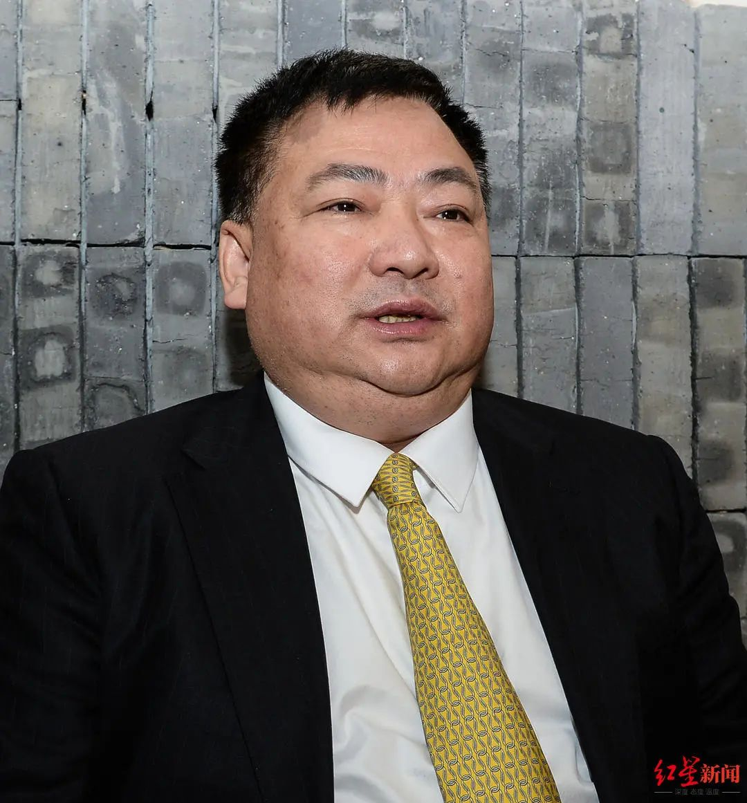 图片来源:谭长安2020年11月25日接受红星资本局专访