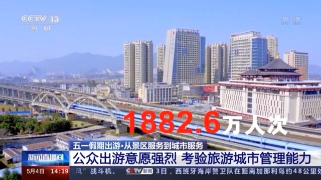 景区服务→城市服务  旅游火热考验城市管理能力