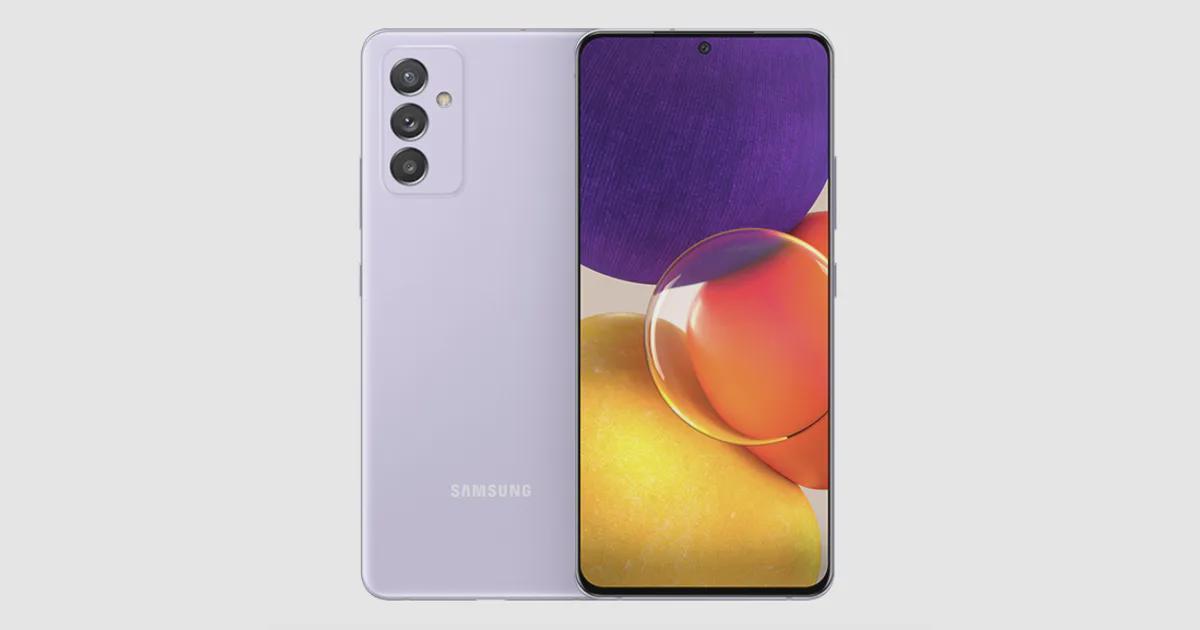 三星Galaxy A82 5G在发布前被列入官网的更新追踪页面
