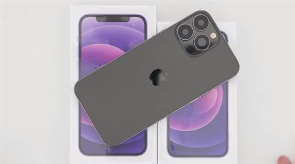苹果 iPhone 13 Pro Max 模型机曝光:刘海更小,摄像头更大
